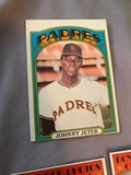 Topps Johnny Jeter Paders