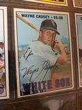 Wayne Causey White Sox Baseball Cards