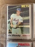 Art Shamsky Outfield Mets Baseball Cards