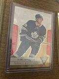 Ryan Hamilton Toronto Maple Leafs Rookie Card