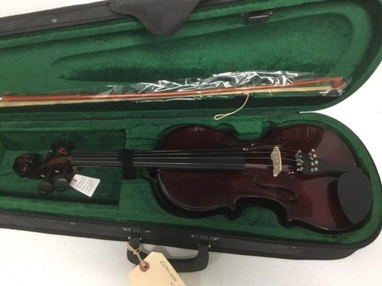 Rothenburg 4/4 Violin (New Never Used)