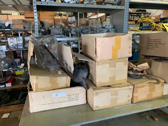Lot of Automotive Parts