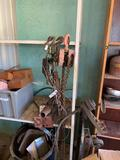 Lot of Pulleys & Chains