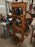 Red Arrow Automotive 40 ton press