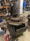 Rotor grinder