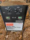 Dayton Battery Charger, Tester & Starter