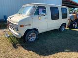 1981 Chevrolet G10 Van