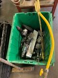 Qty of pneumatic tools