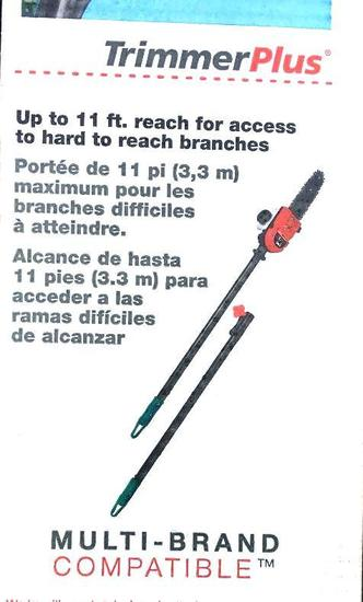 Trimmer Plus - Tree Branch Trimmer - 11ft. Reach