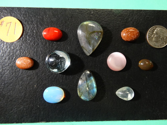 March Gemstone, Fossil and Artifact Sale