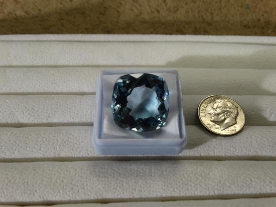29.95 Ct. Aqua Marine Beryl Quality Loose Gemstone