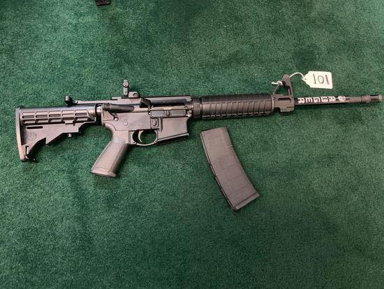 Ruger AR-556 Semiautomatic rifle