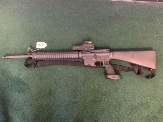Colt Sporter Competition HBAR .223 cal AR-15 Semiautomatic Rifle