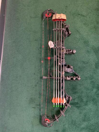 PSE Dominator Pro Compound Bow    Auctions Online | Proxibid