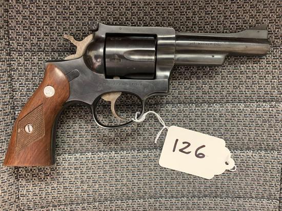 Ruger Security-Six .357 Magnum