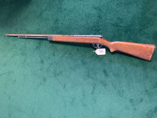 JW Stevens/Springfield Model 86C 22LR Bolt Action