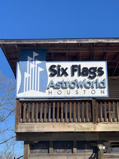 AstroWorld Memoribilia and Other Collectibles