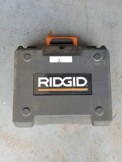 Rigid Hand Held Box