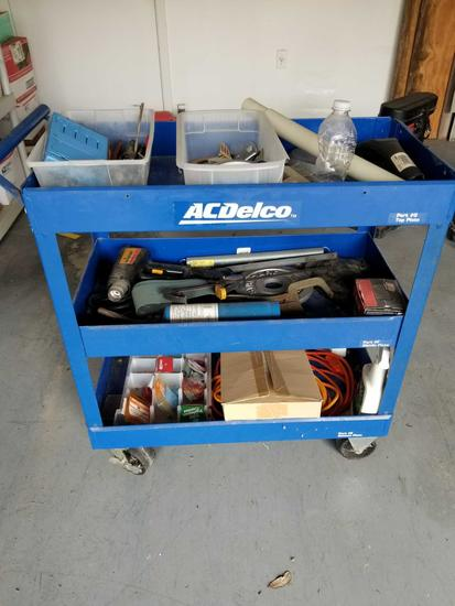 ACDELCO Blue Cart