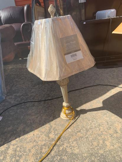Pair of Table lamps with shade