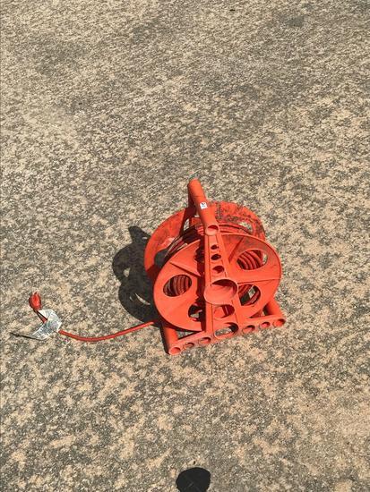 Power cord spool