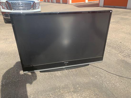 Samsung HL57A750A1F television