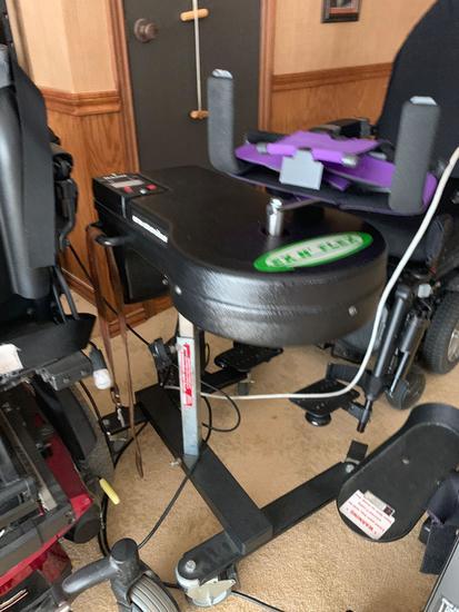 Ex N Flex EF 100 Arm Wheelchair Exercise Machine