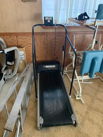 Landice Bodyguard treadmill in fair/good condition