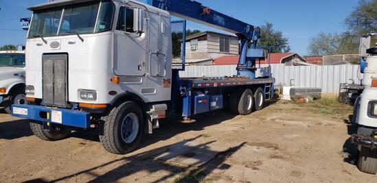 2000 Peterbilt 362 T/A Boom Truck