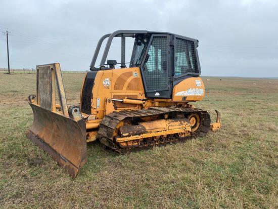 2012 Case 850L Crawler Dozer