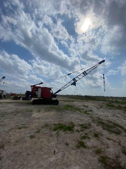 1998 Link Belt 60 ton Crawler Crane