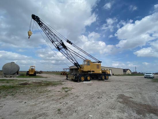 BLM Lima 550TC 60 Ton Truck Crane