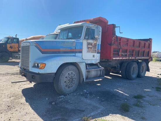 Freightliner T/A Dump Truck