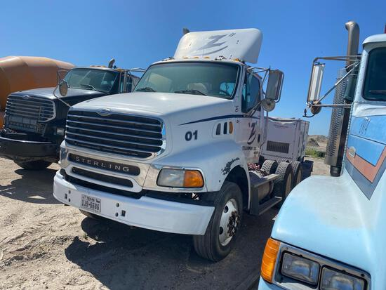 2006 Sterling AT9500 T/A Day Cab Truck Tractor