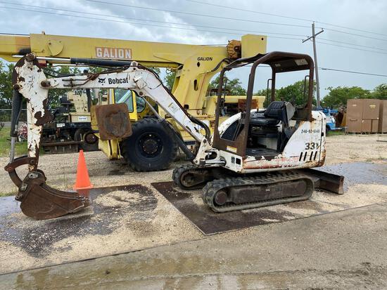 Cat 331G Mini Excavator