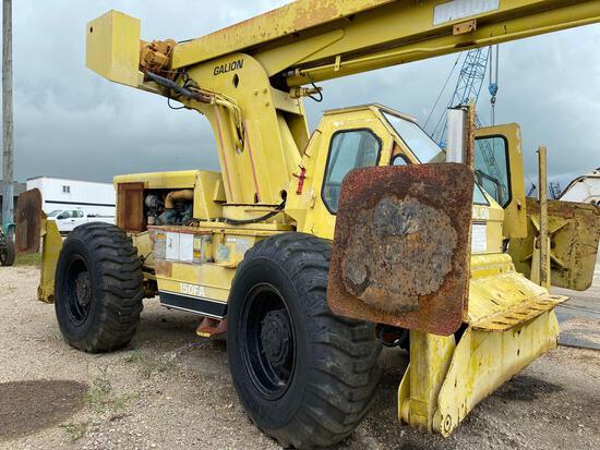 Galion 150FA Rough Terrain Crane