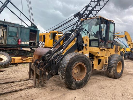 Cat IT28G Integrated Toolcarrier
