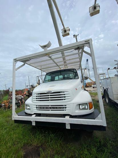 2001 Sterling M7500 Actera Bucket Truck