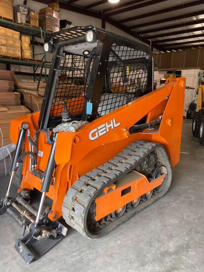 2019 Gehl RT135 Compact Track Loader
