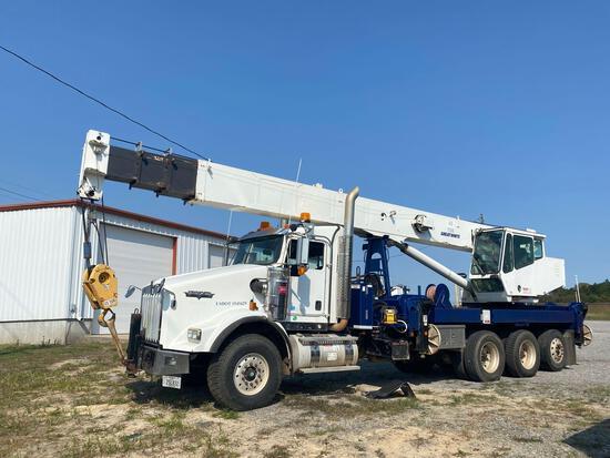Fall Heavy Equipment, Trucks & Oilfield Sale