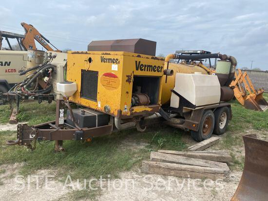 Vermeer VX80 Hydrovac Trailer