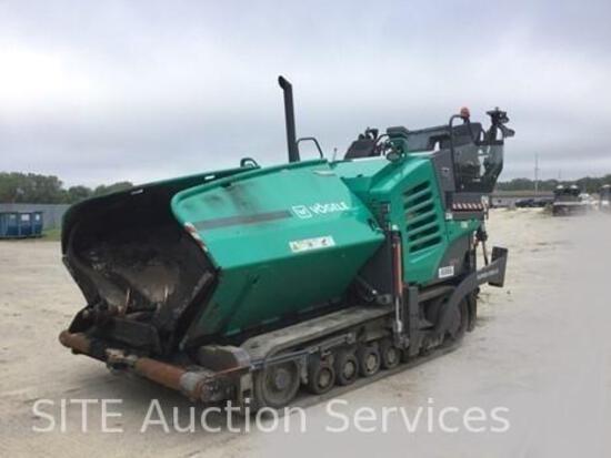 2018 Vogele Super 1700-3i Asphalt Paver