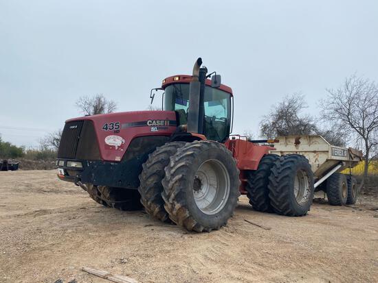 2007 Case IH Steiger 435S 4WD Tractor
