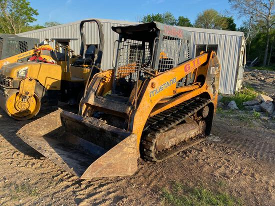 2007 Mustang MTL20 Compact Track Loader