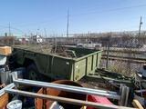 1.5 Ton Military Cargo Trailer