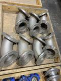 Qty of Unused Stainless Steel Fittings