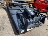 Unused JCT 72 in Brush Cutter Skid Steer Attachment