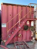 Wichita 500 BBL Frac Tank