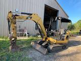 2007 Caterpillar 302.5C Excavator