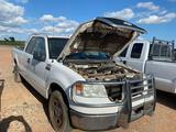 2008 Ford F150 Extended Cab Pickup Truck